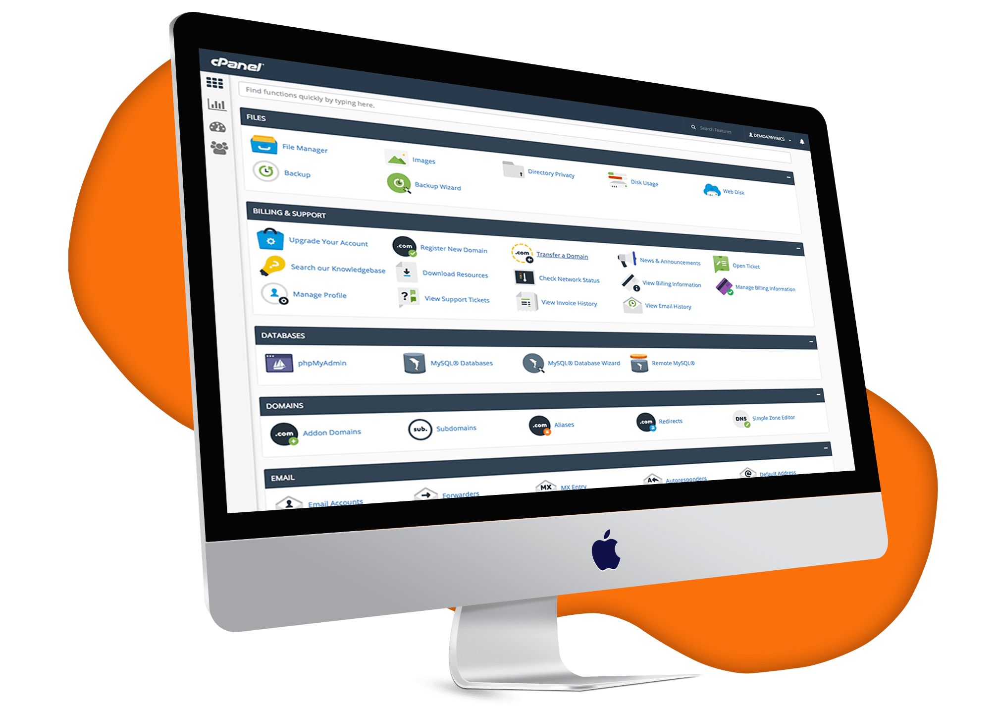 MemDog Domains cPanel Hosting | Business Website Hosting Services | cPanel Linux Hosting Plans